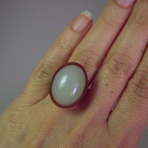 Wax for Custom Made Jade Ring