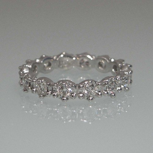 Custom Made wedding ring near Boston Cynthia Britt