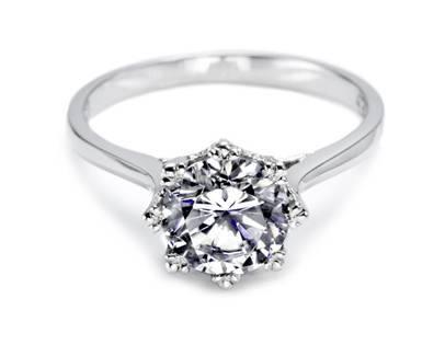 Valerie Custom Made Engagement Ring