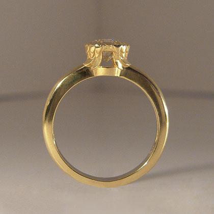 Sharon Angel Engagement Ring by Cynthia Britt