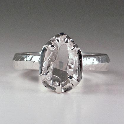 Heidi Custom Made Engagement Ring