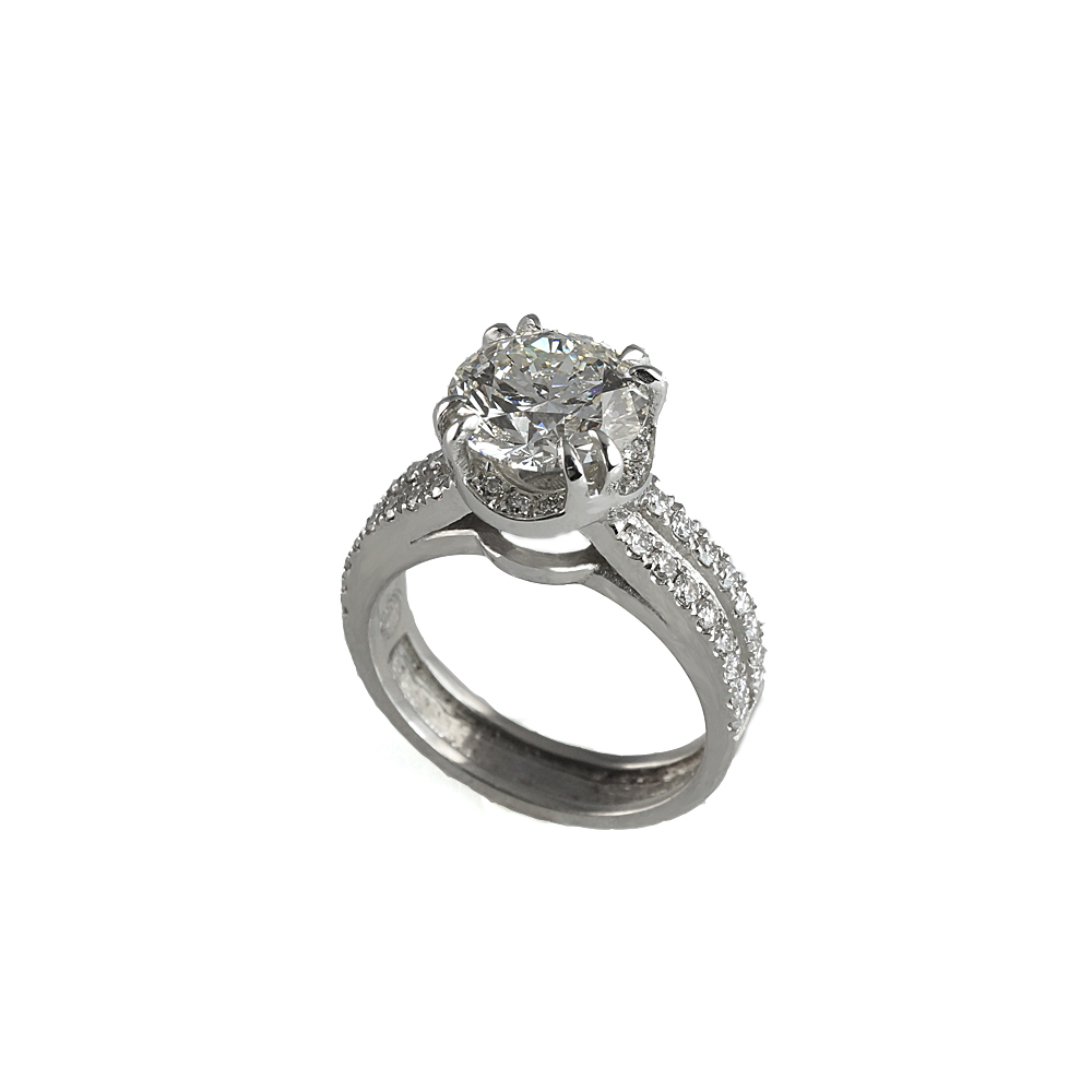 Tracey Engagement Ring Custom Made