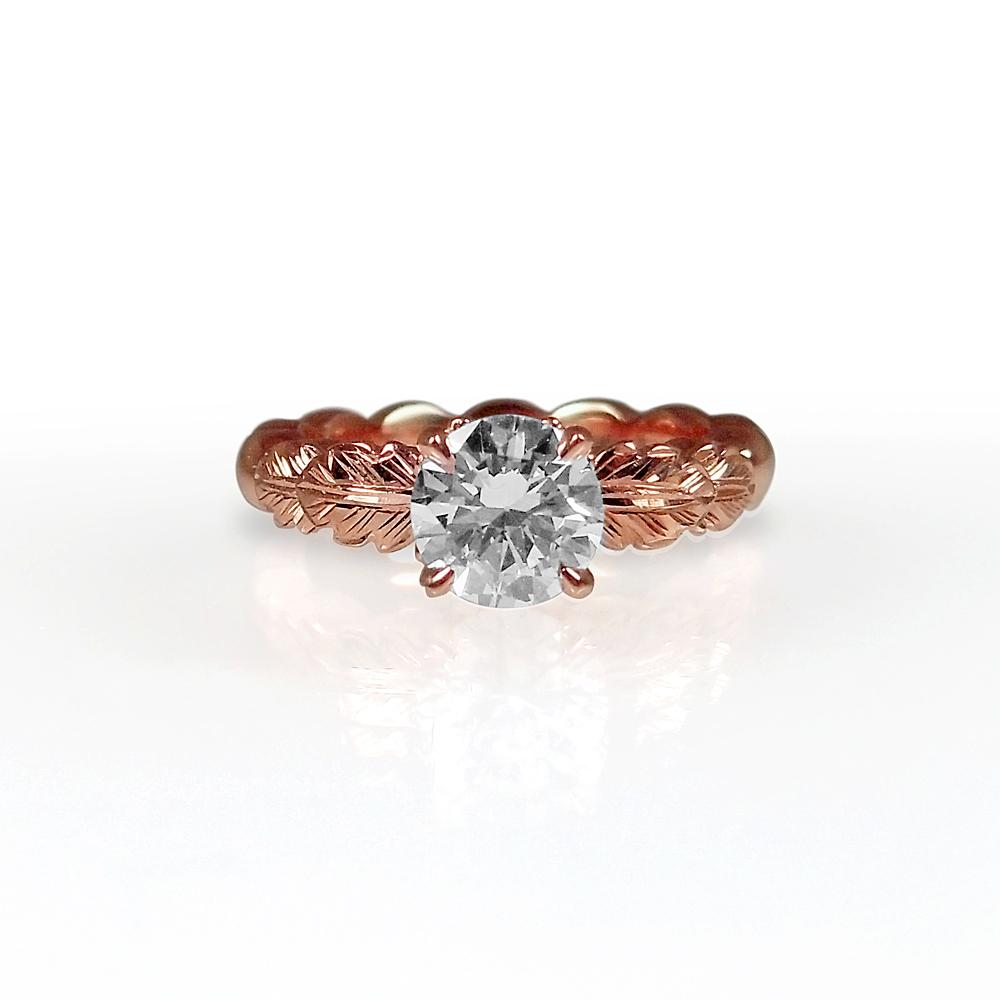 Emma Engagement Ring Cynthia Britt Custom Jewelry