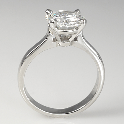 Kim Solitaire Engagement Ring