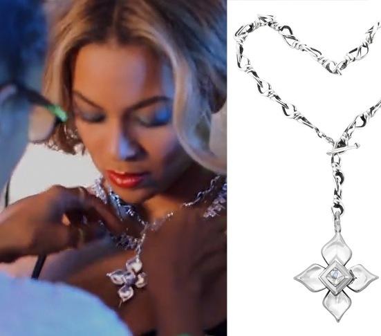 Beyoncé And Designer Bling