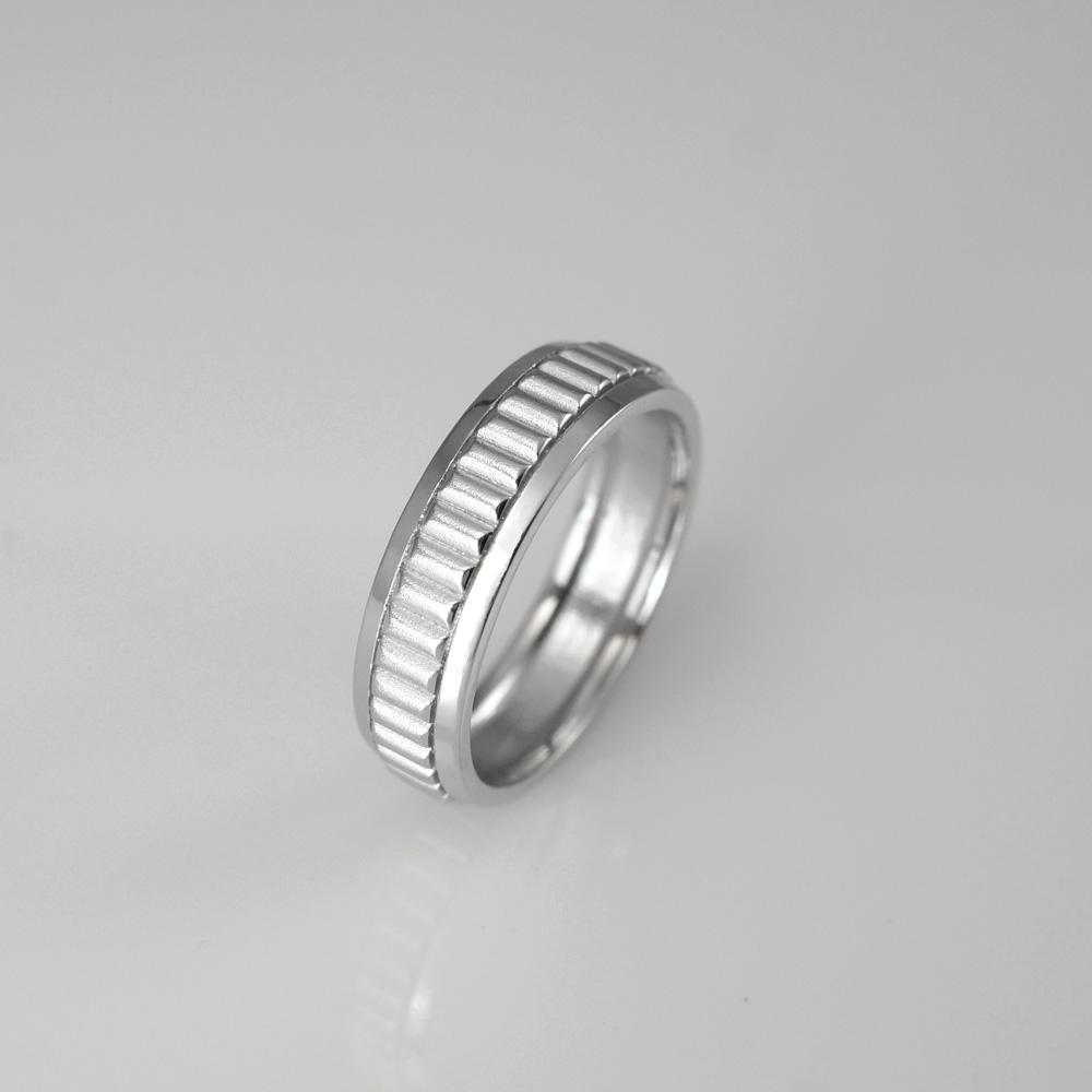 George Wedding Ring by Cynthia Britt