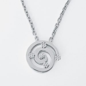 Sunshine Sterling Silver Necklace