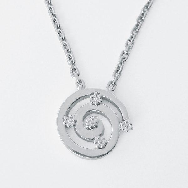 Sunshine Sterling Silver Necklace