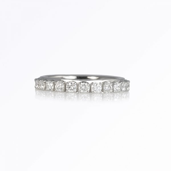 Mithila Custom Diamond Custom Made Wedding Band