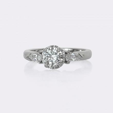 Sarah Engagement Ring by Cynthia Britt