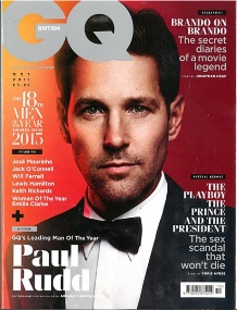 UK GQ Feature