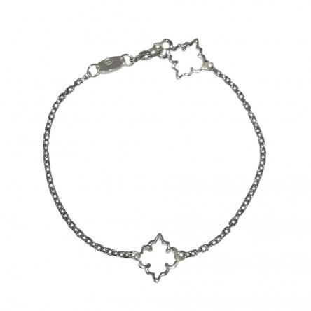 Charm Bracelet by Cynthia Britt in Sterling Silver