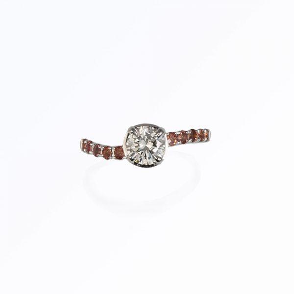 Madeligne Custom Made Engagement Ring