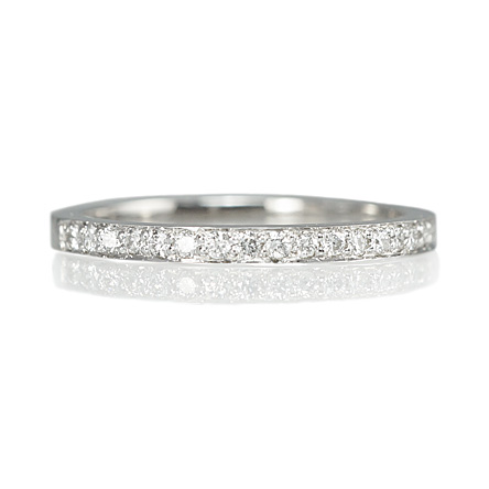 Custom Made Diamond Wedding Band