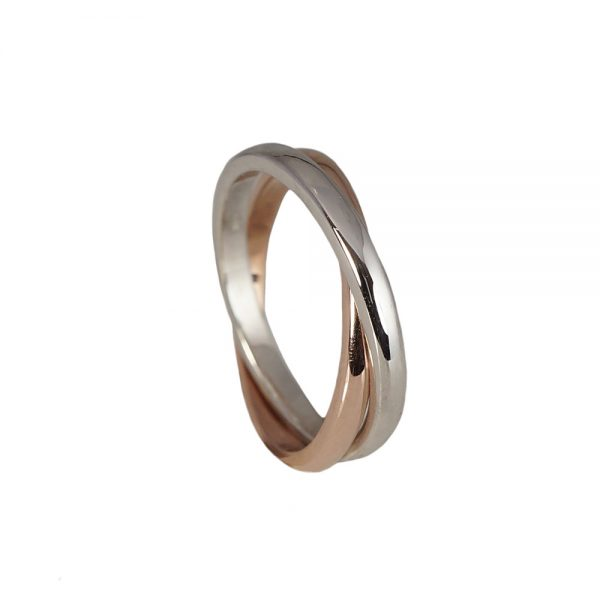 Abby Criss Cross Wedding Band-1568