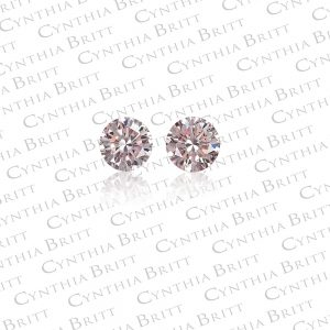 Argyle Pink 0.46 Carat Each Diamonds-0