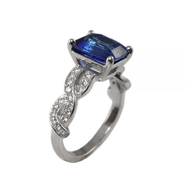 Kate Sapphire Diamond Wrap Engagement Ring-1640