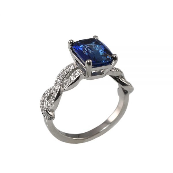 Kate Sapphire Diamond Wrap Engagement Ring-1639