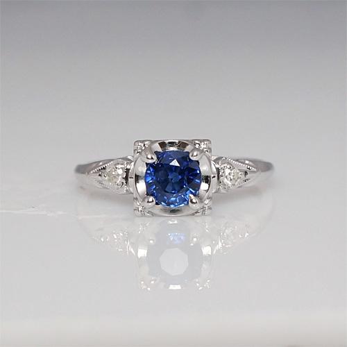 custom work on heirloom ring