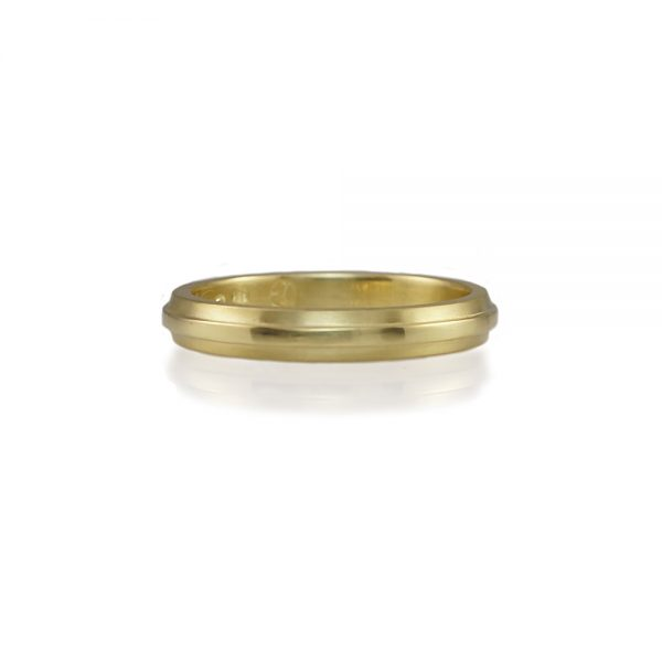 Jose Thin Men's Wedding Band-0