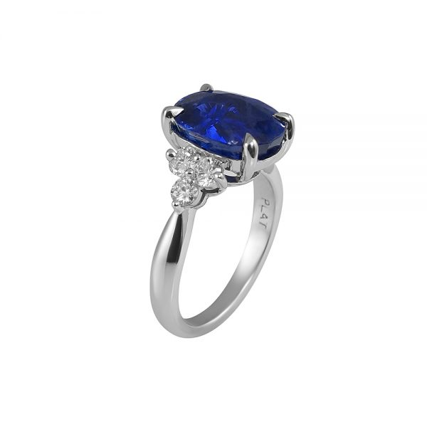 Theodora Sapphire and Diamonds Engagement Ring-1808
