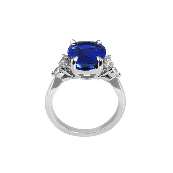 Theodora Sapphire and Diamonds Engagement Ring-1807