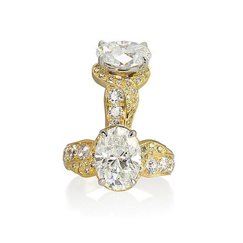 Redesigning engagement ring