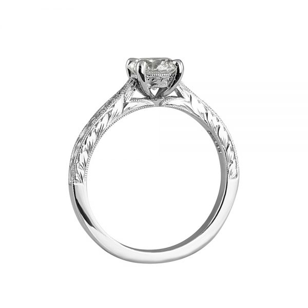 Jessica Vintage Inspired Engagement Ring-1837