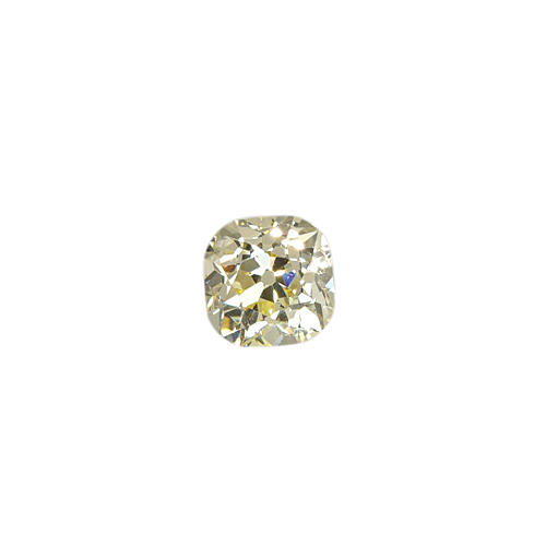 Old Mine Cut diamond