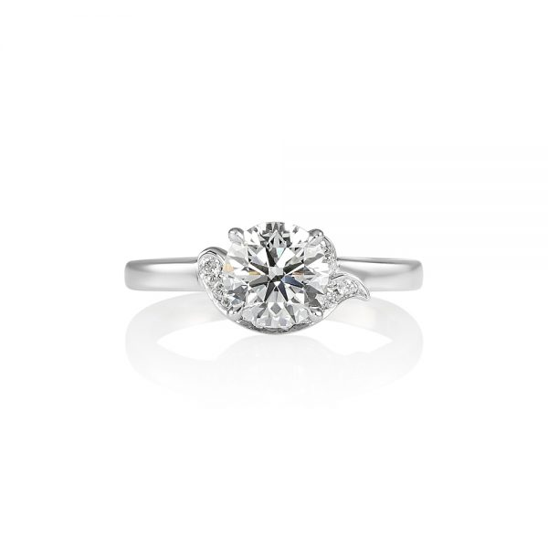 Kylie Romantic Engagement Ring-0