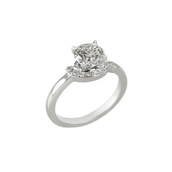 Kylie Romantic Engagement Ring-2136