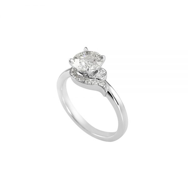 Kylie Romantic Engagement Ring-2137