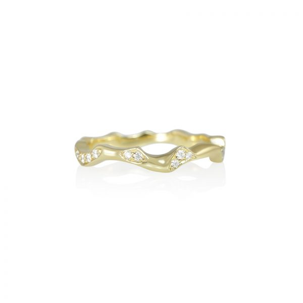 Signature Cynthia Britt Rose Branch Ring-0