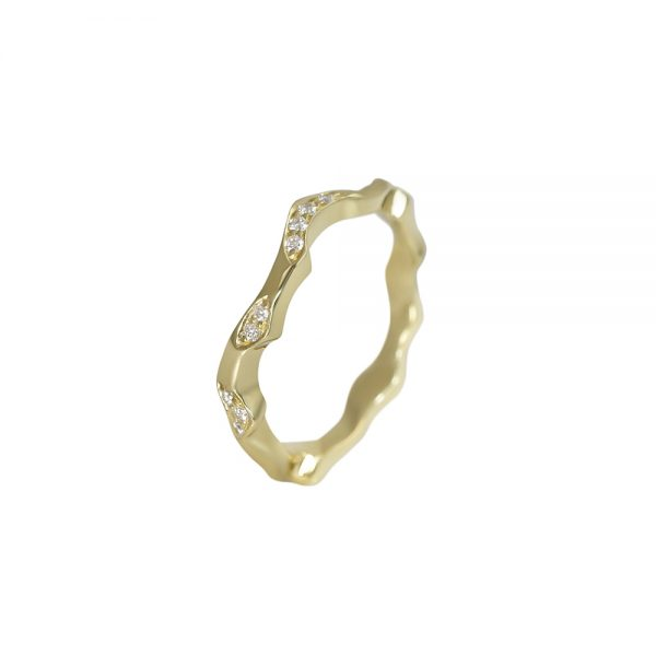 Signature Cynthia Britt Rose Branch Ring-2255
