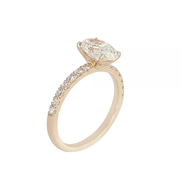 Taylor Oval Diamond Engagement Ring-2236