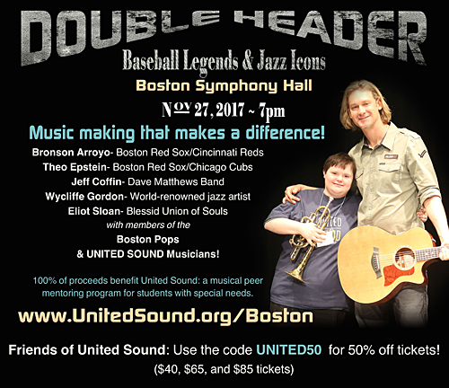 United Sound Double Header Ticket