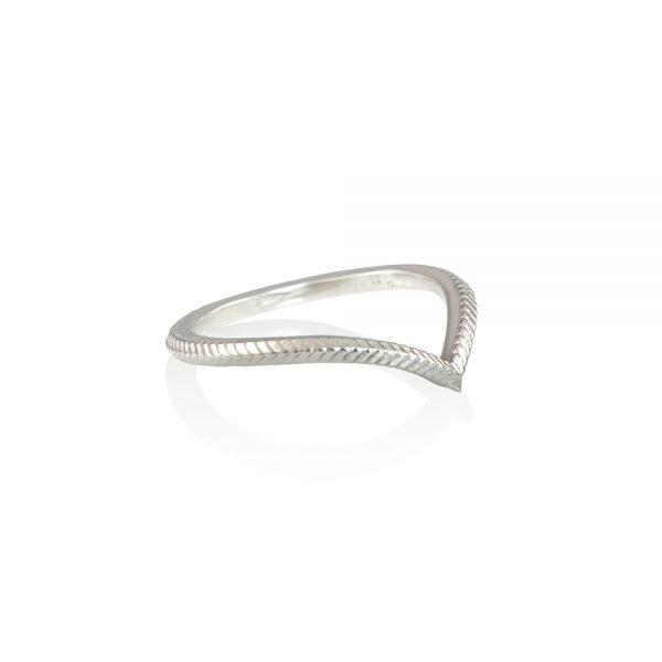 Textured V-Ring-2264