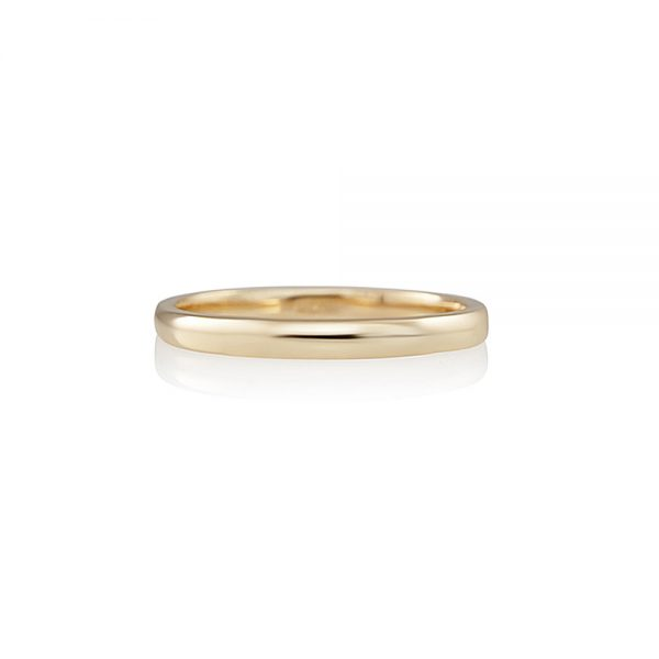 Classic Cynthia Britt Peach Gold Band-0