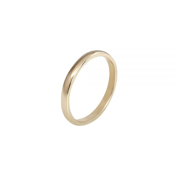 Classic Cynthia Britt Peach Gold Band-2299